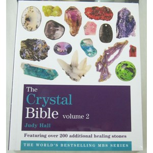 The Crystal Bible ( 2 ) by Judy Hall