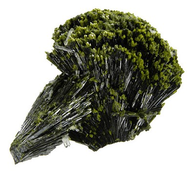epidote cluster