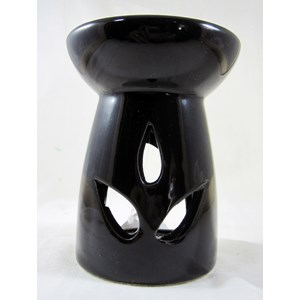 Black Tulip Oil Burner