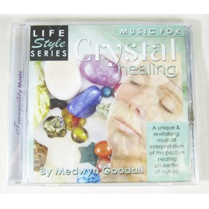 Crystal Healing CD REDUCED