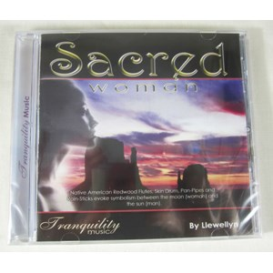 Sacred Woman CD
