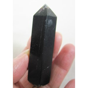 Black Tourmaline Wand