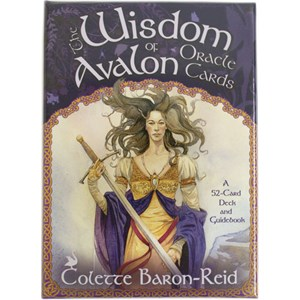 Wisdom of Avalon Oracle Cards