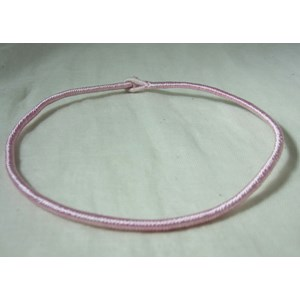 Cotton Pink Neck Cord Reduced
