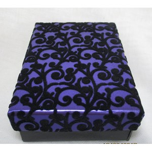 Violet Display Box for Jewellery