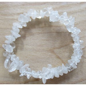 Quartz Chip Bracelet (small)