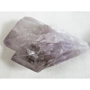 Rough Amethyst Point X 1 (LOW grade)