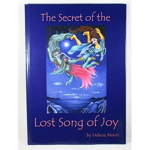 The Secret of the Lost Song of Joy Book
