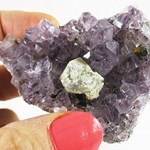 Rough Amethyst Cluster (Small)