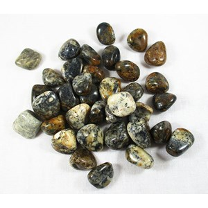 Merlinite Rough Tumble Stones (X3)