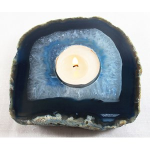 Turquoise Agate Tea Light