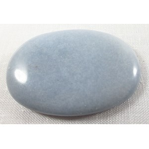 Angelite Palm Stone REDUCED