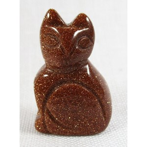 Red Goldstone Cat