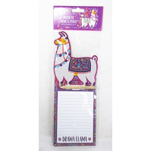 Magnetic Drama Llama Memo Notes