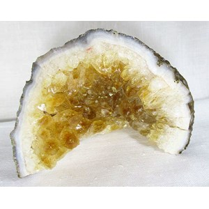 Standing Citrine Cave