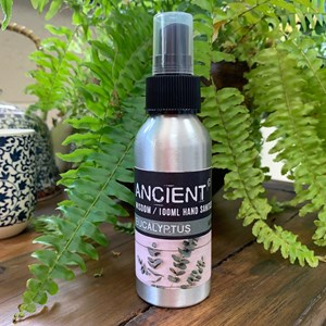 Aromatherapy Alcohol Hand Sanitiser Spray - Eucalyptus 100ml