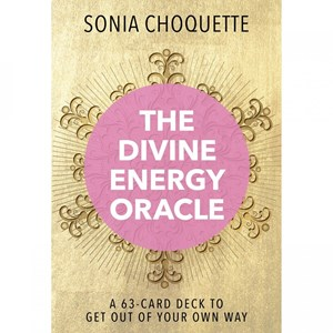 The Divine Energy Oracle to Get out of Your own Way!